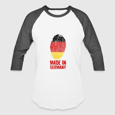 Made in Germany / Deutschland - Baseball T-Shirt