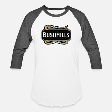 Irish Whiskey Bushmills Irish Whiskey - Baseball T-Shirt