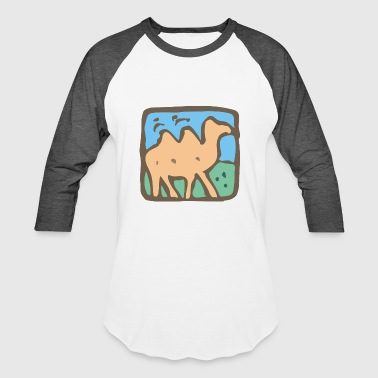 Camel - Baseball T-Shirt