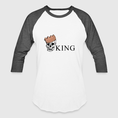King - Baseball T-Shirt