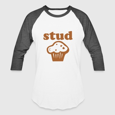 stud - Baseball T-Shirt