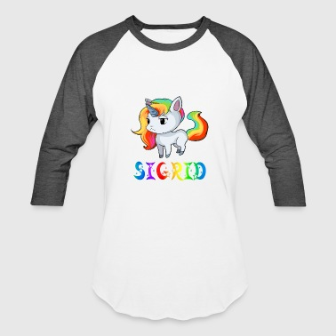 Sigrid Sigrid Unicorn - Baseball T-Shirt