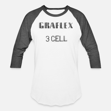 Graflex 3 Cell Graflex 3 Cell - Baseball T-Shirt