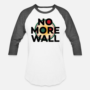 Walle Wall - Unisex Baseball T-Shirt