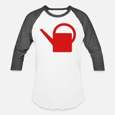 Watering Can Watering can - Unisex Baseball T-Shirt
