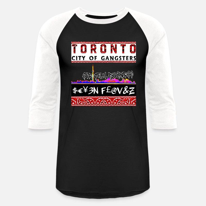 SB - Canada City Text Toronto T-Shirt