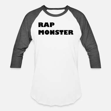 Rap Fan BTS Rap Monster Fan - Baseball T-Shirt