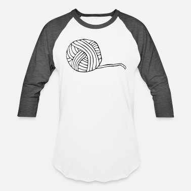 Wool wool - Unisex Baseball T-Shirt