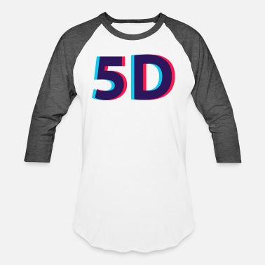 Motion 5d - Unisex Baseball T-Shirt