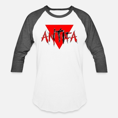 Triangle Antifa - Unisex Baseball T-Shirt