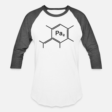 Papa chemical papa - Unisex Baseball T-Shirt