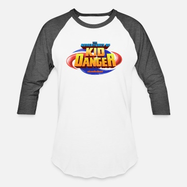 Adventurer The Adventures of Kid Danger - Unisex Baseball T-Shirt