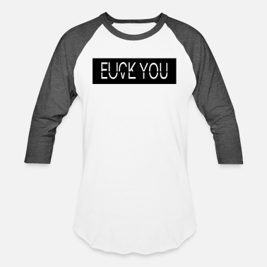 Fucked Africa fuck and love you - Baseball T-Shirt