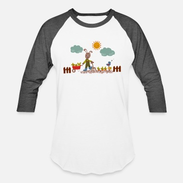 Harvest Harvest time - Baseball T-Shirt