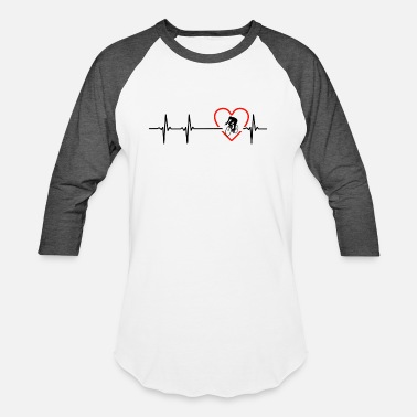 Cycling Design cycling design - Baseball T-Shirt