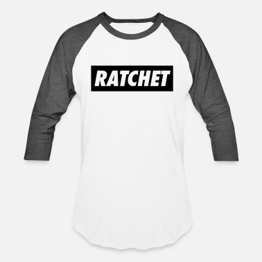 Ratchet Ratchet - Unisex Baseball T-Shirt