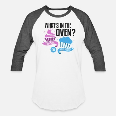 Gender What´s In The Oven - Gender Reveal Party Gift - Baseball T-Shirt