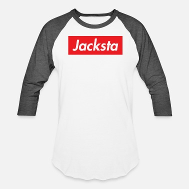 New Fresh Style NEW! Jacksta Supreme-styled Appeal! - Baseball T-Shirt