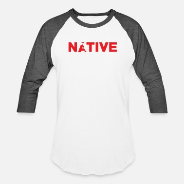 4xl Native Florida State Native Floridian - Baseball T-Shirt