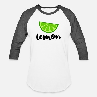 Lemon Cute Lemon - Baseball T-Shirt