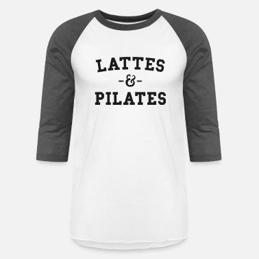 28adbdb88 Pilates Class Lattes and Pilates TShirt Women Fitness Love Class - Unisex  Baseball T-Shirt