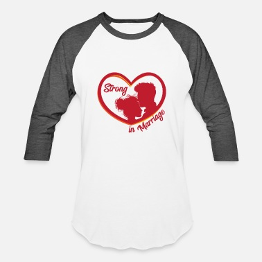 Love Message Couple valentines Day - Baseball T-Shirt