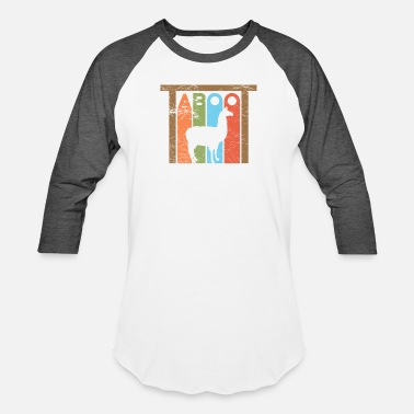 Phish Llama Taboot Phish Shirts and Apparel - Unisex Baseball T-Shirt