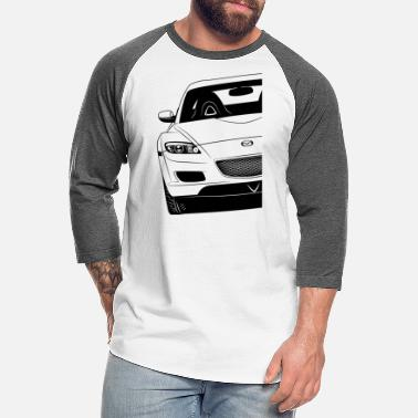 Rx8 Mazda RX8 Best Shirt Design - Unisex Baseball T-Shirt