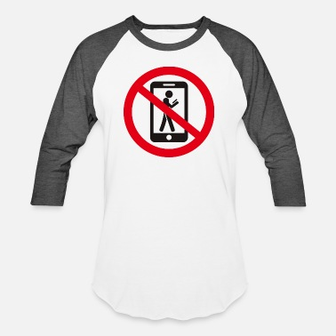 Prohibited the prohibition - Unisex Baseball T-Shirt