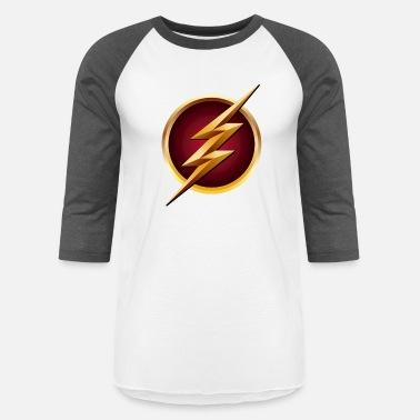 d64a69585 Flash The Flash T-Shirt - Unisex Baseball T-Shirt