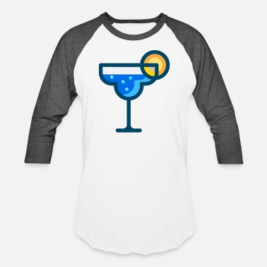 Martini Bar martini Cocktail bartender barkeeper bar - Baseball T-Shirt