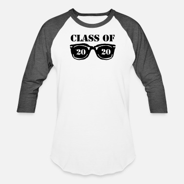 Class Of 2020 Sun Glasses - Unisex Baseball T-Shirt