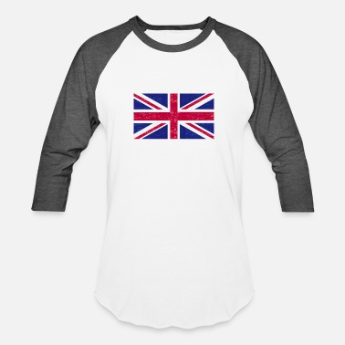 Flag Of England Flag of the Kingdom of England - Unisex Baseball T-Shirt