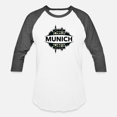 Munich Munich - Baseball T-Shirt