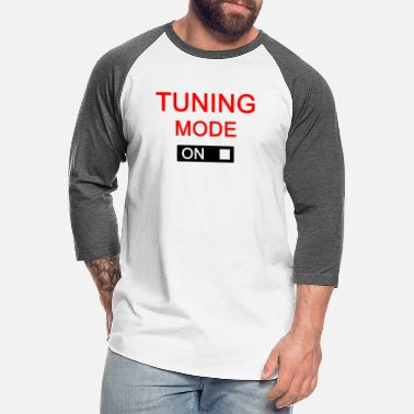 Hp Tuning Mode Mood On Motorsports HP PS Cars Gift - Unisex Baseball T-Shirt