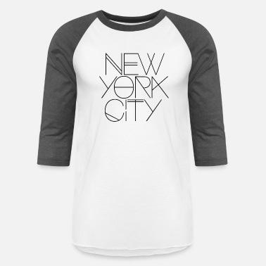 Queens Nyc NYC - NYC - Unisex Baseball T-Shirt f0d7e449e27