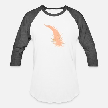 Feathered Animal Feather - Baseball T-Shirt