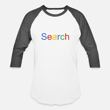 Search search - Unisex Baseball T-Shirt