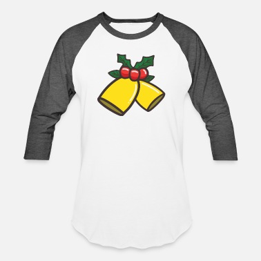 Jingle Bells - Unisex Baseball T-Shirt