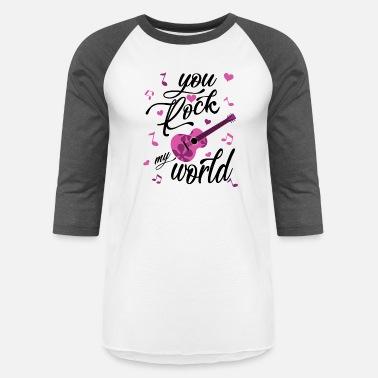 678721824 Shop Rock My World T-Shirts online   Spreadshirt