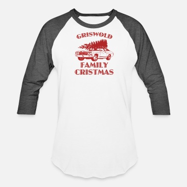 Vacation Christmas Vacation Griswold - Baseball T-Shirt