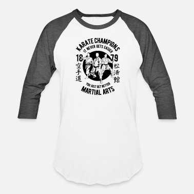 Champion KARATE CHAMPION - Baseball T-Shirt