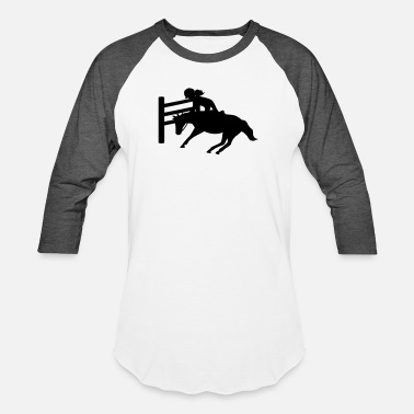 Horse Riding horse riding - Baseball T-Shirt