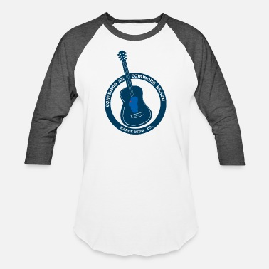 Tahoetopia Concerts At Commons Beach Custom Benefit Design - Unisex Baseball T-Shirt