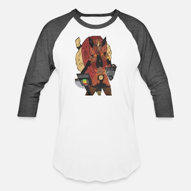 Paige Black Fox Diana Paige - Baseball T-Shirt