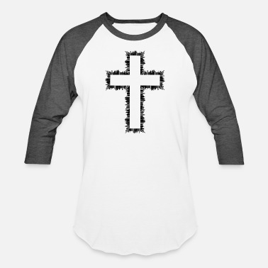 Holy Cross City - Unisex Baseball T-Shirt