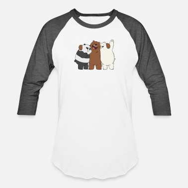 Bear Panda Jokes The baby bears Giant panda - Baseball T-Shirt