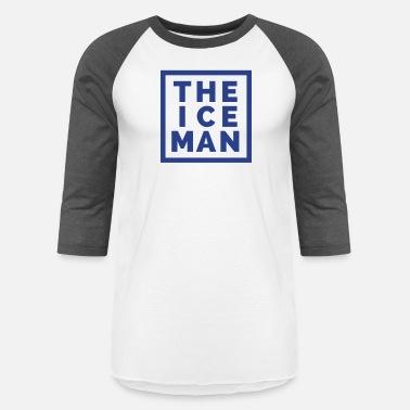 3406b6782 The Ice Man (1-color custom w/border) Men's Premium T-Shirt ...