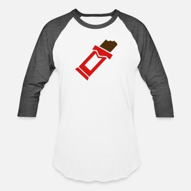 Chocolate Bar chocolate bar - Baseball T-Shirt