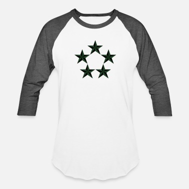 General General of the Army GA Rank, Mision Militar ™ - Unisex Baseball T-Shirt